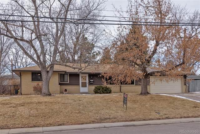 2473 S Holly Street, Denver, CO 80222 (#6618569) :: The Dixon Group