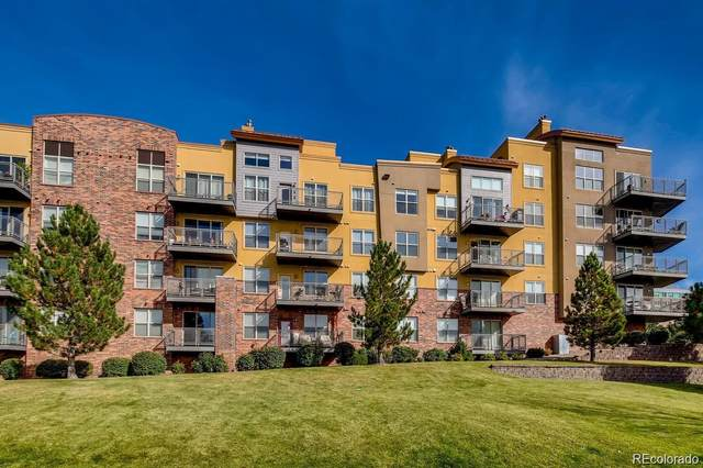 9019 E Panorama Circle D-320, Englewood, CO 80112 (#6618678) :: The HomeSmiths Team - Keller Williams