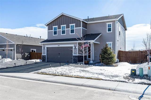 512 Blue Teal Drive, Castle Rock, CO 80104 (#6618739) :: Compass Colorado Realty