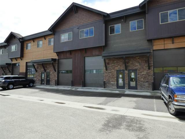 2740 Lincoln Avenue #100, Steamboat Springs, CO 80487 (#6619029) :: Kimberly Austin Properties