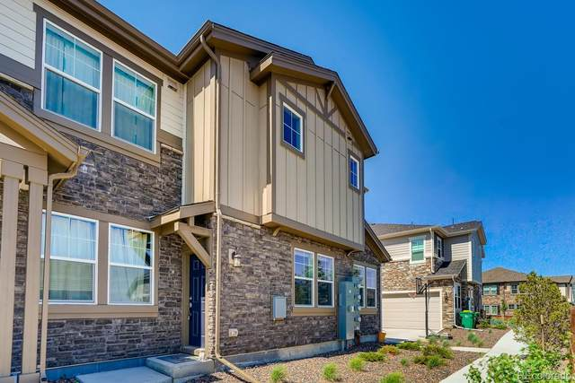 24757 E Calhoun Place C, Aurora, CO 80016 (#6619054) :: Mile High Luxury Real Estate