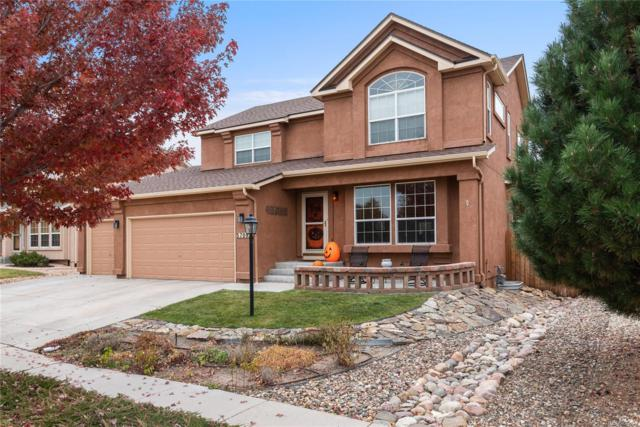 5709 Whiskey River Drive, Colorado Springs, CO 80923 (#6620299) :: The City and Mountains Group