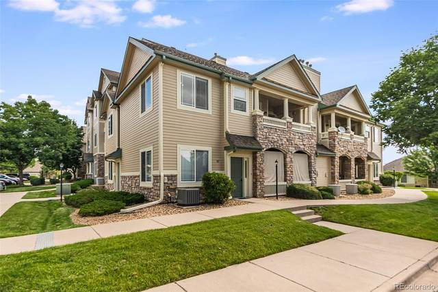 8354 S Holland Way #207, Littleton, CO 80128 (MLS #6620619) :: Bliss Realty Group