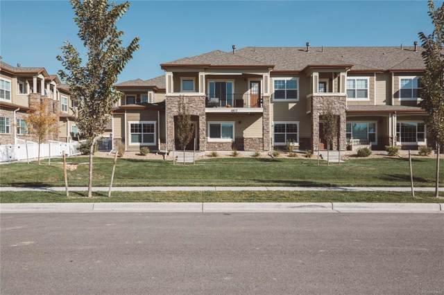 4902 Brookfield Drive 4A, Fort Collins, CO 80528 (MLS #6621019) :: Kittle Real Estate
