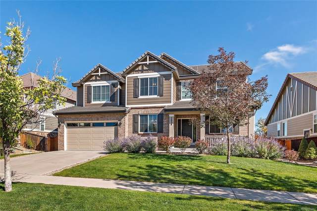 5838 S Duquesne Court, Aurora, CO 80016 (#6621081) :: The Peak Properties Group