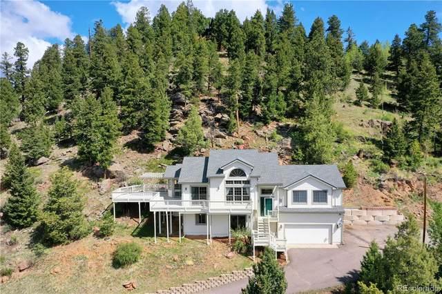 33633 Elk Run, Evergreen, CO 80439 (#6621351) :: Peak Properties Group