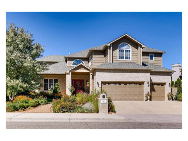 301 Himalaya Avenue, Broomfield, CO 80020 (#6621494) :: The Galo Garrido Group