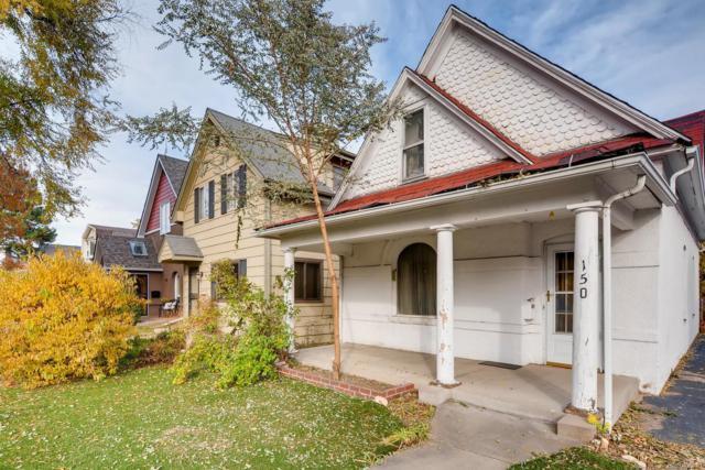 150 S Logan Street, Denver, CO 80209 (#6621557) :: Wisdom Real Estate