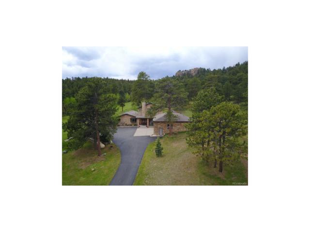 6299 Lone Peak Drive, Evergreen, CO 80439 (MLS #6621571) :: 8z Real Estate