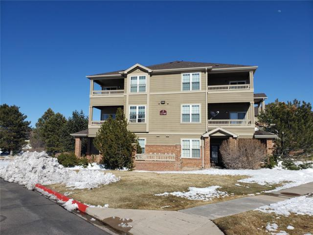 12760 Ironstone Way #204, Parker, CO 80134 (#6621576) :: 5281 Exclusive Homes Realty