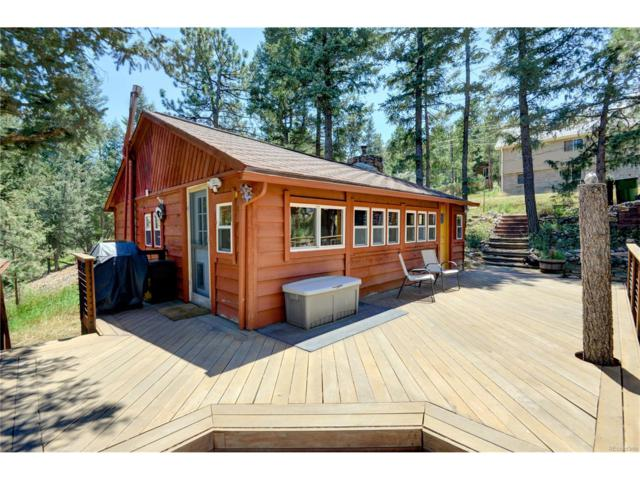 4898 S Indian Trail, Evergreen, CO 80439 (MLS #6621632) :: 8z Real Estate