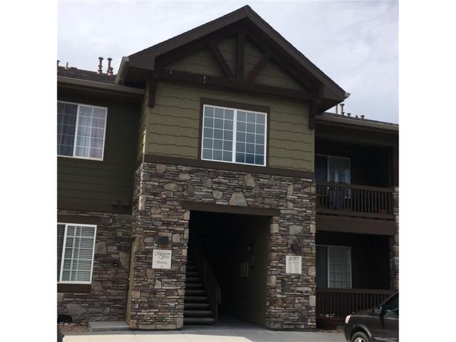8035 Lee Drive #103, Arvada, CO 80005 (#6621706) :: The Peak Properties Group
