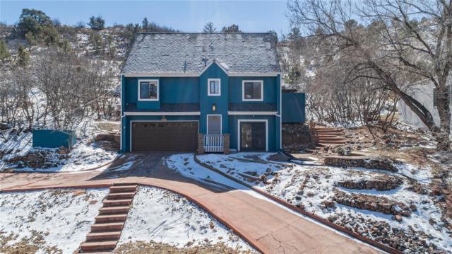 433 Bond Street, Manitou Springs, CO 80829 (#6621873) :: Wisdom Real Estate