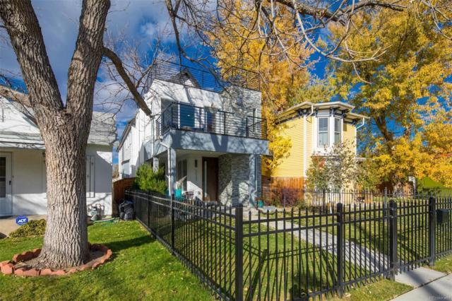 3537 W 40th Avenue, Denver, CO 80211 (#6621951) :: HomePopper