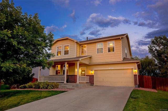 6299 Clayton Circle, Frederick, CO 80530 (#6621984) :: House Hunters Colorado