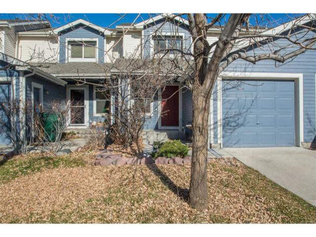 2249 E 111th Drive, Northglenn, CO 80233 (#6622140) :: The Galo Garrido Group