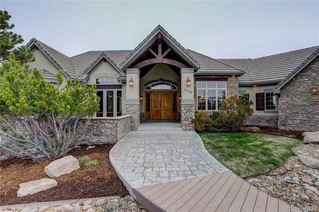 6533 Lost Canyon Ranch Road, Castle Rock, CO 80104 (#6622514) :: Sultan Newman Group