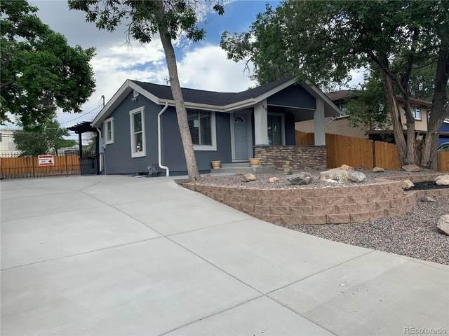269 S Eliot Street, Denver, CO 80219 (#6622889) :: The HomeSmiths Team - Keller Williams