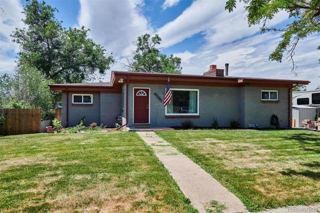 4085 S Huron Street, Englewood, CO 80110 (#6622935) :: My Home Team