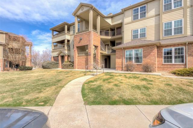 12766 Ironstone Way #201, Parker, CO 80134 (#6623253) :: 5281 Exclusive Homes Realty