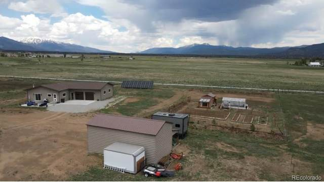 12662 Ce Ce Lane, Nathrop, CO 81236 (#6623285) :: The Colorado Foothills Team | Berkshire Hathaway Elevated Living Real Estate