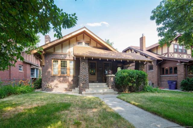 910 Steele Street, Denver, CO 80206 (#6623412) :: My Home Team
