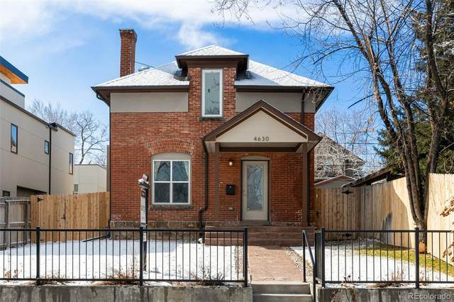 4630 W 35th Avenue, Denver, CO 80212 (MLS #6623642) :: 8z Real Estate