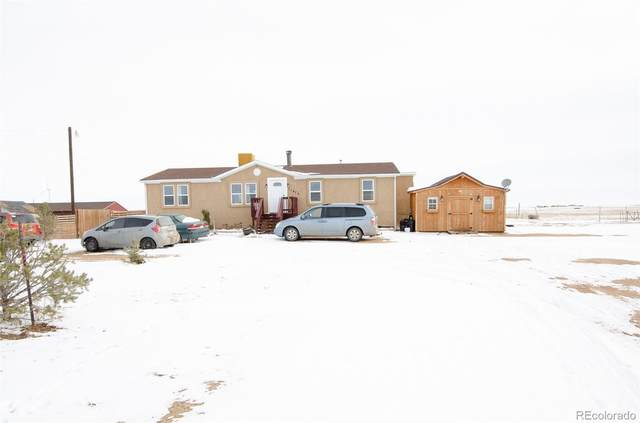 11475 Mulberry Road, Calhan, CO 80808 (MLS #6623695) :: Re/Max Alliance