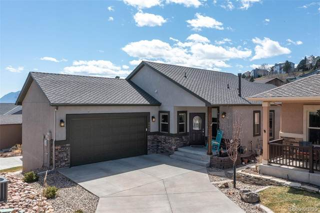 5450 Majestic Drive, Colorado Springs, CO 80919 (MLS #6623967) :: Kittle Real Estate