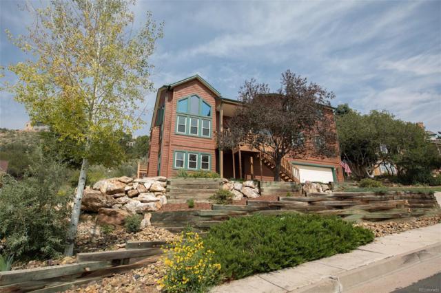 5130 Hearthstone Lane, Colorado Springs, CO 80919 (#6624051) :: Group 46:10 - Denver