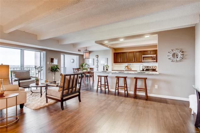 7865 E Mississippi Avenue #906, Denver, CO 80247 (#6624224) :: 5281 Exclusive Homes Realty
