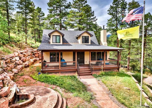 8946 Cottonwood Drive, Beulah, CO 81023 (#6624409) :: The DeGrood Team