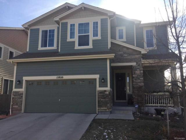 15920 W 62nd Drive, Arvada, CO 80403 (#6624666) :: HomePopper