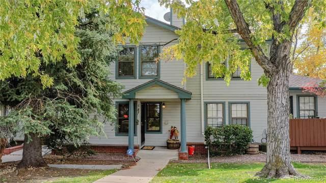 614 S Depew Street C, Lakewood, CO 80226 (#6624693) :: Symbio Denver