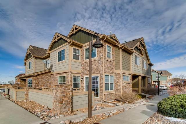 23414 E Dorado Place A, Aurora, CO 80016 (#6624697) :: Realty ONE Group Five Star