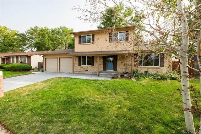 10360 W Grand Avenue, Littleton, CO 80127 (MLS #6624893) :: Kittle Real Estate