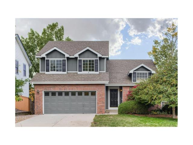 9889 Spring Hill Drive, Highlands Ranch, CO 80129 (#6625067) :: The Peak Properties Group