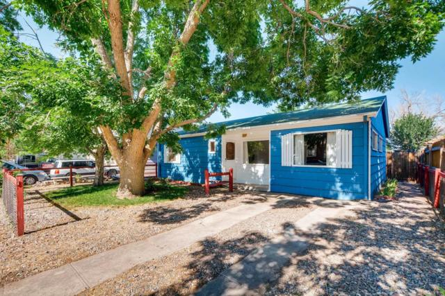 1340 S Zenobia Street, Denver, CO 80219 (#6625126) :: My Home Team