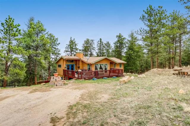 545 Conifer Drive, Bailey, CO 80421 (MLS #6625332) :: 8z Real Estate