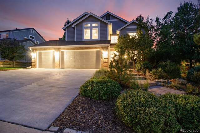 4928 Rocky Mountain Drive, Castle Rock, CO 80109 (#6625750) :: The DeGrood Team