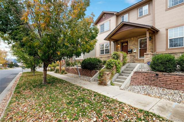 2620 W 26th Avenue, Denver, CO 80211 (#6625887) :: Chateaux Realty Group