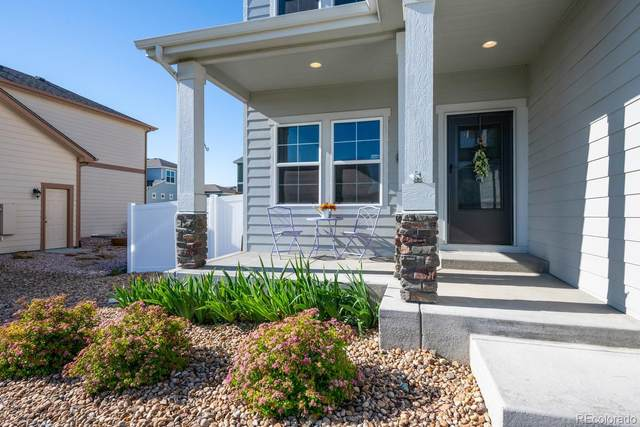 5472 Sequoia Place, Frederick, CO 80504 (#6625945) :: The Dixon Group