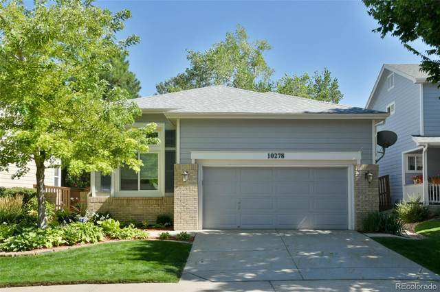 10278 Spotted Owl Avenue, Highlands Ranch, CO 80129 (#6626186) :: The DeGrood Team