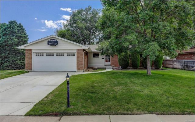 2876 S Jay Street, Denver, CO 80227 (MLS #6626280) :: 8z Real Estate