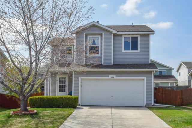 454 E 77th Place, Thornton, CO 80229 (MLS #6626519) :: 8z Real Estate