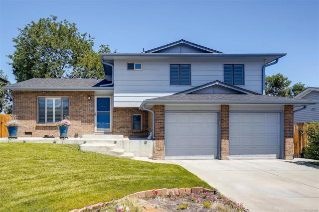 9123 W Stetson Place, Denver, CO 80123 (#6626892) :: HomeSmart Realty Group