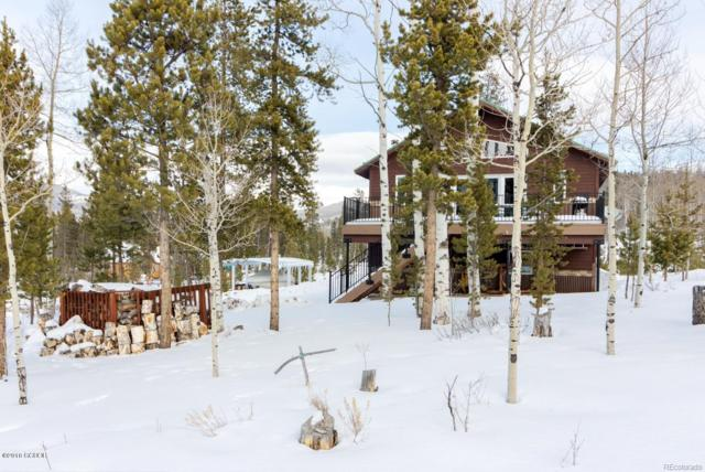 4698 County Road 41, Granby, CO 80446 (#6627116) :: The DeGrood Team