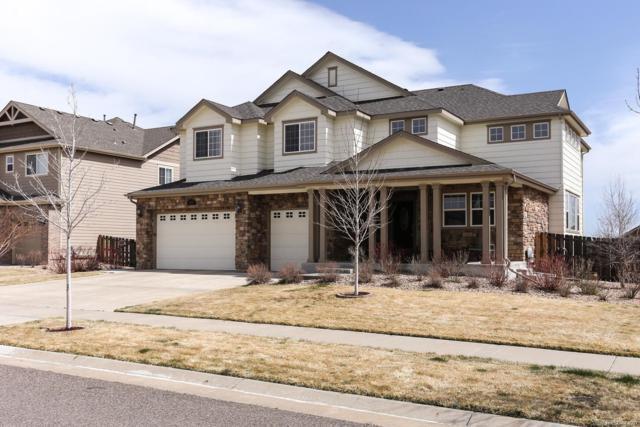 6266 S Robertsdale Court, Aurora, CO 80016 (#6627194) :: The Peak Properties Group