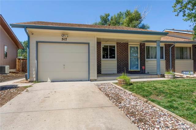 517 46th Avenue Way, Greeley, CO 80634 (MLS #6627491) :: 8z Real Estate