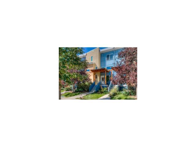 4659 17th Street, Boulder, CO 80304 (#6627909) :: The Galo Garrido Group